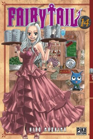 Fairy Tail - T.14   9782811603380