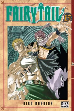 Fairy Tail - T.15   9782811603755
