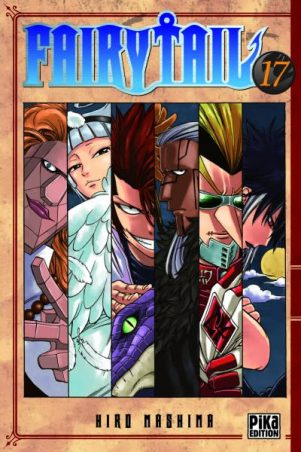 Fairy Tail - T.17   9782811604349