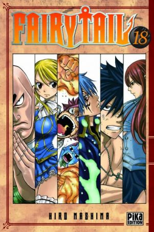 Fairy Tail - T.18   9782811604639