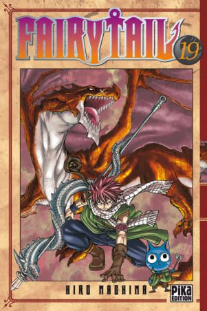 Fairy Tail - T.19   9782811604769