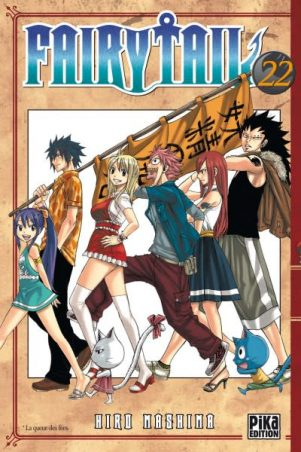 Fairy Tail - T.22   9782811606022