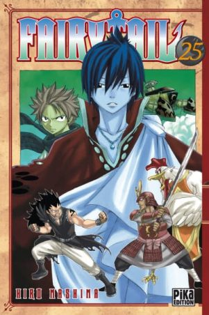 Fairy Tail - T.25   9782811607296