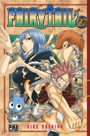 Fairy Tail - T.27   9782811606961