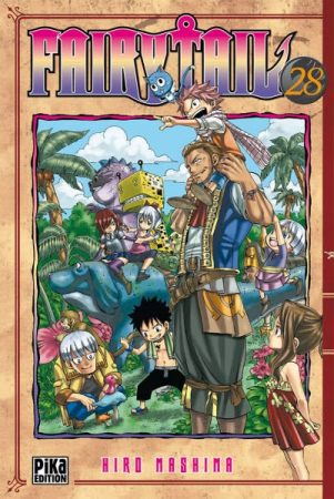 Fairy Tail - T.28   9782811610753