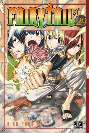 Fairy Tail - T.29   9782811611088