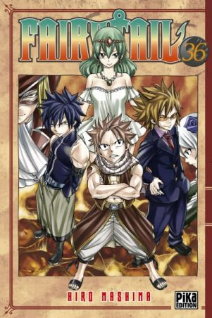 Fairy Tail - T.36   9782811613884