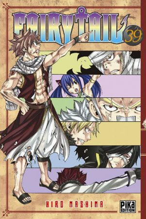 Fairy Tail - T.39   9782811615635