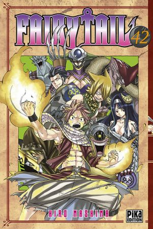 Fairy Tail - T.42   9782811617264