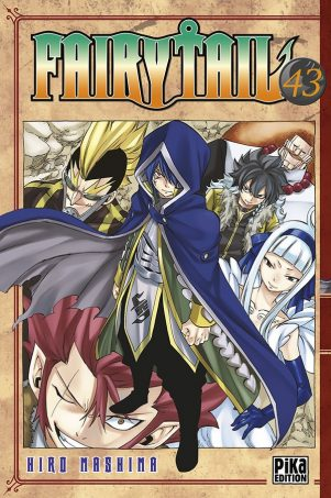 Fairy Tail - T.43   9782811618377