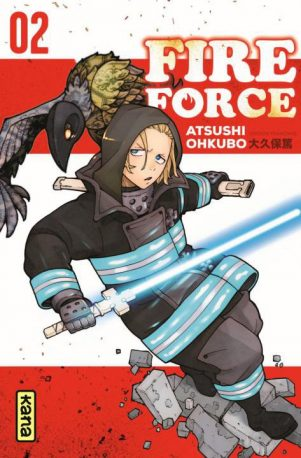 Fire Force - T.02 | 9782505069270