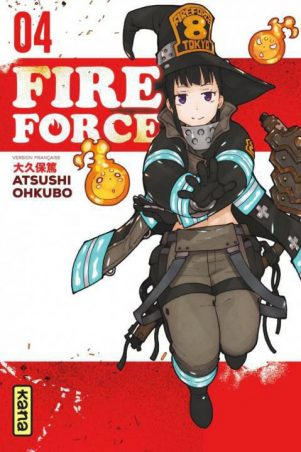 Fire Force - T.04 | 9782505069294