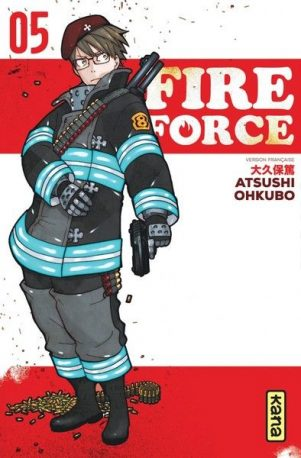 Fire Force - T.04 | 9782505071099