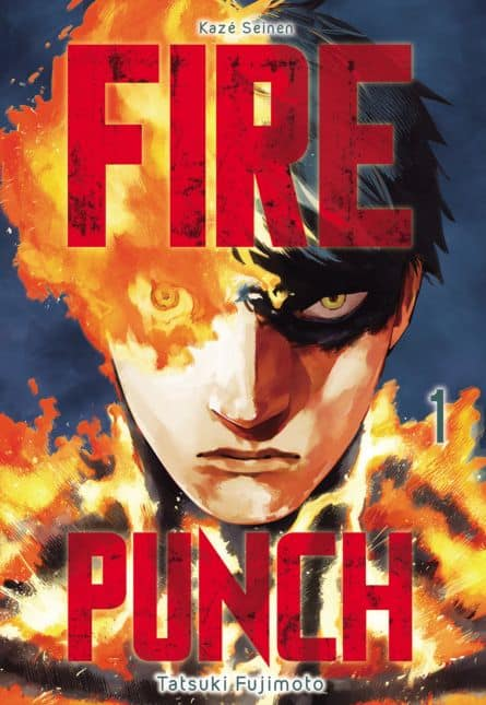 Fire Punch - T.01   9782820328649