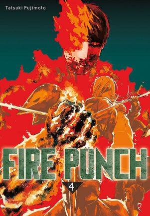 Fire Punch - T.04   9782820329424