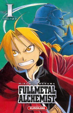 Fullmetal Alchemist Ed. double - T.01 | 9782351427552