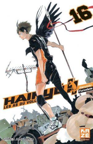 Haikyu - T.16 | 9782820324757
