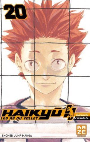 Haikyu - T.20 | 9782820328038