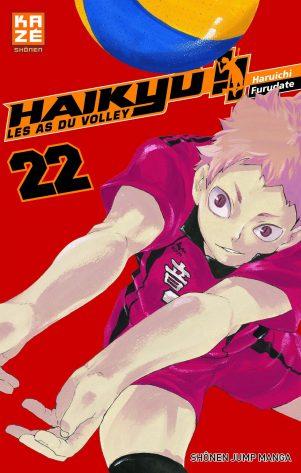 Haikyu - T.22 | 9782820328557