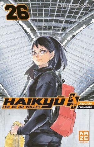 Haikyu - T.26 | 9782820331977