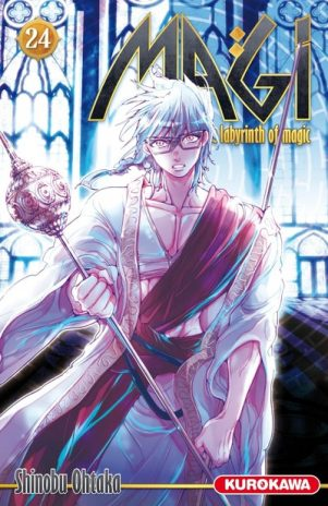 Magi: The Labyrinth of Magic - T.24 | 9782368522547