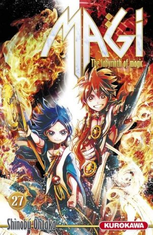 Magi: The Labyrinth of Magic - T.27 | 9782368524619