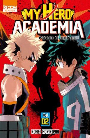 My Hero Academia - T.02 | 9782355929472