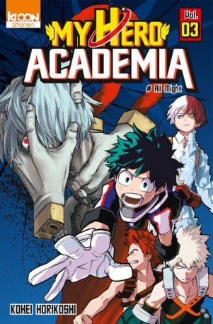 My Hero Academia - T.03 | 9782355929724