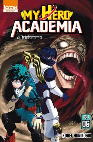 My Hero Academia - T.06 | 9791032700051