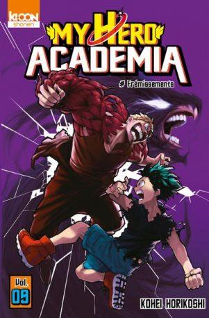 My Hero Academia - T.09 | 9791032700921