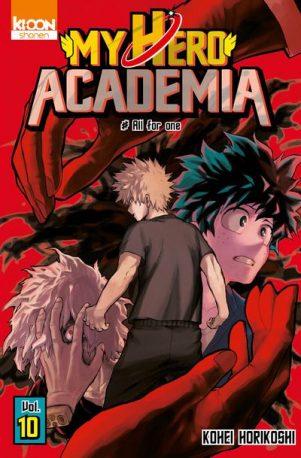 My Hero Academia - T.10 | 9791032701317
