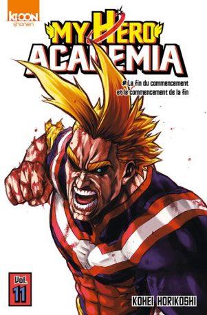 My Hero Academia - T.11 | 9791032701508