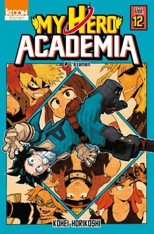 My Hero Academia - T.12 | 9791032702253