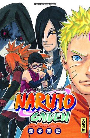 Naruto Gaiden | 9782505065289