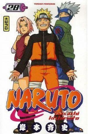 Naruto - T.28 | 9782505000921