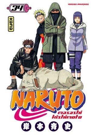 Naruto - T.34 | 9782505002796