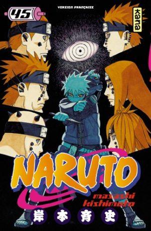 Naruto - T.45 | 9782505007548