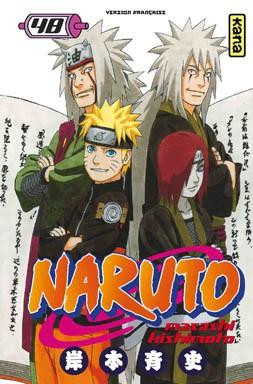Naruto - T.48 | 9782505008705