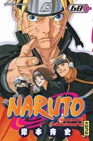 Naruto - T.68 | 9782505061670