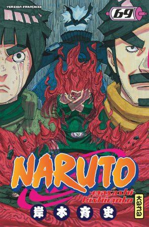 Naruto - T.69 | 9782505061908