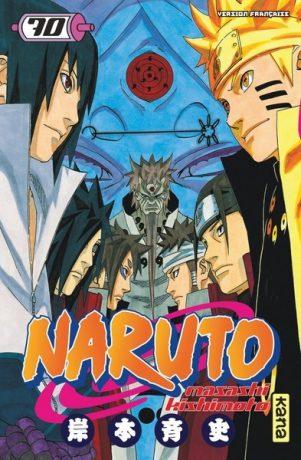 Naruto - T.70 | 9782505063568