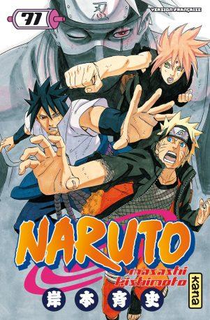 Naruto - T.71 | 9782505065050