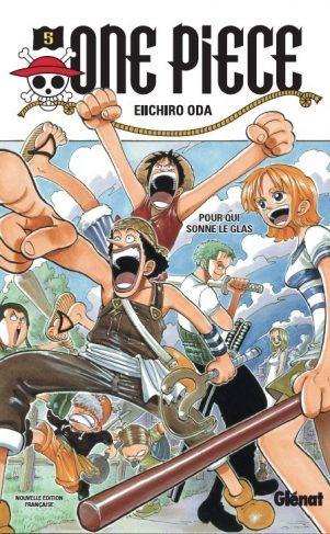 One Piece - T.05 | 9782723489928
