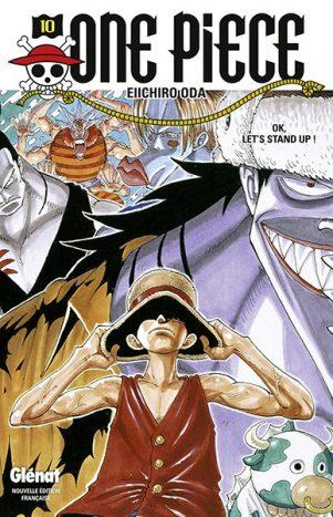 One Piece - T.10 | 9782723492553