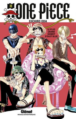 One Piece - T.11 | 9782723492560