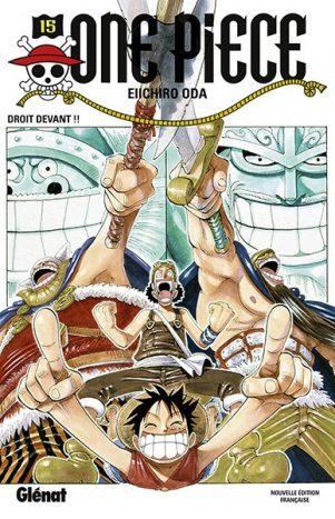 One Piece - T.15 | 9782723492607