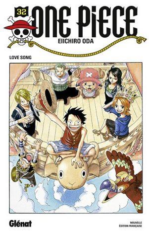 One Piece - T.32 | 9782723498609