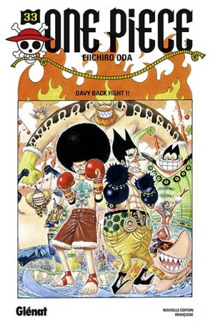 One Piece - T.33 | 9782723498616