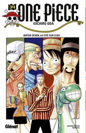One Piece - T.34 | 9782723498623