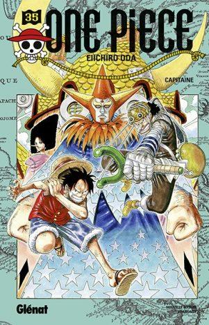 One Piece - T.35 | 9782723498630